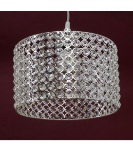 Lámpara cristales 25x32/150 cm