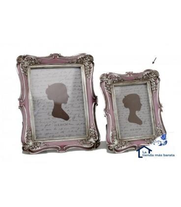 Portafotos resina 10x15 cm