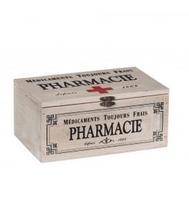 """Caja """"Pharmacie"""" 24x19x9 cm"""