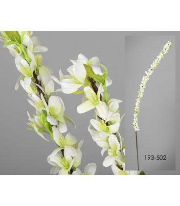 Flor retama blanca 116 cm