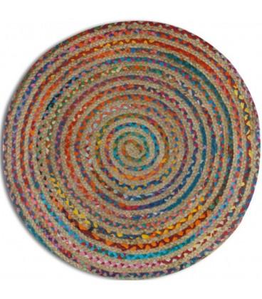Alfombra 90 cm cuerda