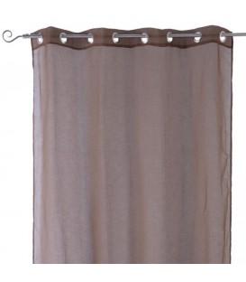 """Visillo anillas """"lcc"""" 140 x 260 cm"""