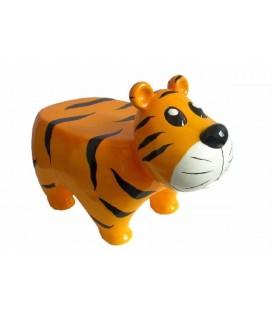 Puf infantil Tigre