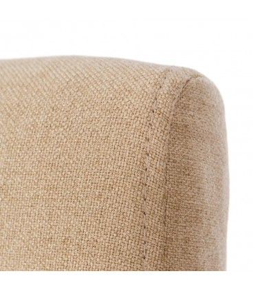 "Cabecero ""capitoné"" lino muebles 160 x 7 x 120 cm"