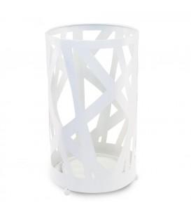 Paragüero blanco 42x24 cm