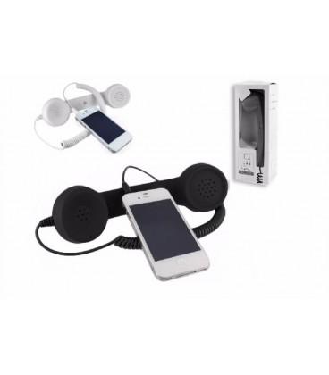 Auricular teléfono pp 22cm retro phone