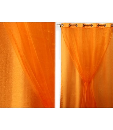 Conjunto de 2 Cortinas Doble ''Living Colours'' 140 X 280 Cm