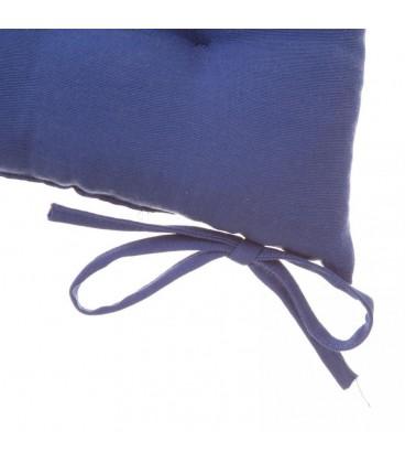 S/2 Cojines silla LC 40x7x40 cm