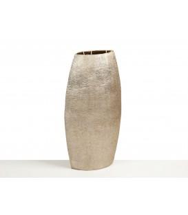 Jarrón 37x27 cm aluminio