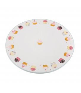 Soporte para cakes 32x32x8 Ø32 cm