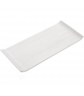 Fuente rectang. 35.8x15.6x2.5 cm