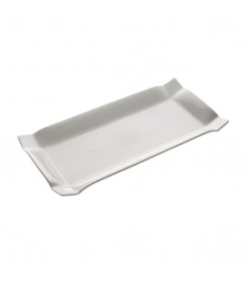 Fuente rectang. 25 cm