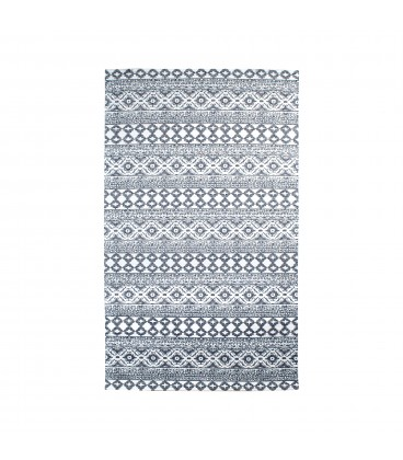 Alfombra 70x120 cm algodón