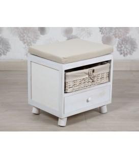 Mueble/banco 40x30x38 cm
