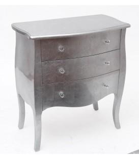 Cómoda Silver 72x38x76 cm
