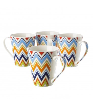 "Taza mug ""new bone"" 8,70x5,70x10 cm"