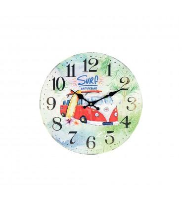 Reloj 34x4x34 cm