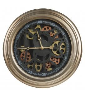 """Reloj """"Maquinaria"""" 42x42x7,5 cm"""