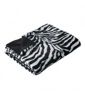"Manta ""Zebra"" 170x130 cm"