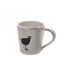 """Mug cerámica """"Gallina"""""""