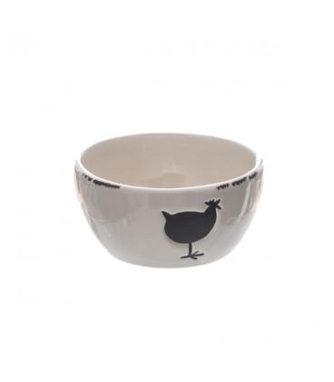 "Bol cerámica ""Gallina"""