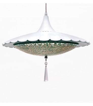 Lámpara techo led 40x40x80 cm