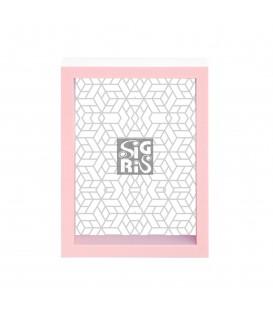 Portafoto 10x15 rosa