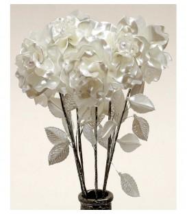 Rama perla flor grande 52 cm