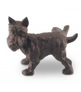 Apoyapuertas perro 14,5x17x9 cm