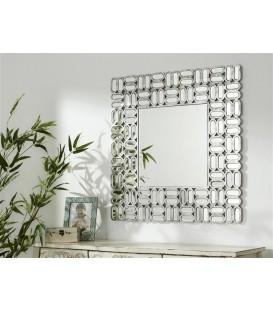 Espejo decorativo 83x83 cm