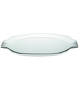 Fuente vidrio 38x28x2 cm