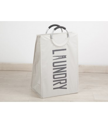 Cesto textil Laundry 68x38 cm