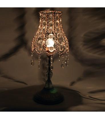 Lámpara sobremesa 48x20x20