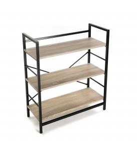 Estantería madera 76x32x90 cm
