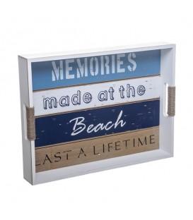 Bandeja Beach 40x30x6 cm