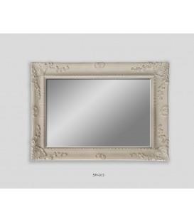 Espejo Amberes gris antique 82x6x112 cm
