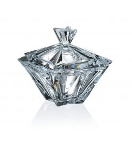 Bombonera Metropolitan cristal Bohemia