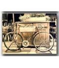 "Cuadro ""Bici"" 30x40x1.8 cm"