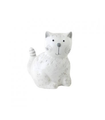Gato Gris - 2 tamaños