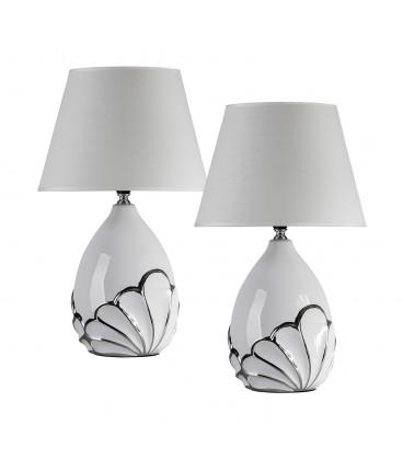 Lámpara Abanico 16x25x30 cm