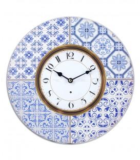 """Reloj """"Hidráulico"""" 34 cm"""
