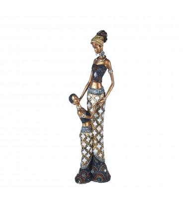 Africana 40x10x7 cm
