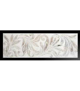 Oleo abstracto 50x150 cm