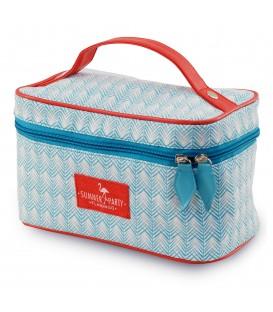 Bolsa cosméticos 13x13x23.5 cm