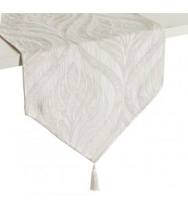 Camino mesa beige 45x150 cm
