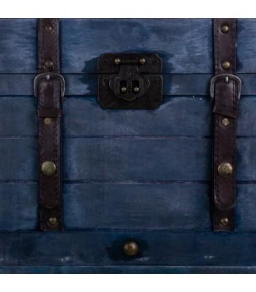 Baúl Sinfonier azul
