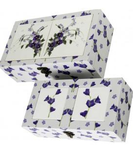 """Caja """"Lilas"""" - 2 tamaños"""