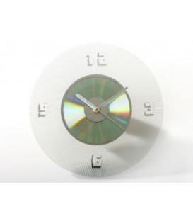 Reloj Cristal 22,5x4,5 cm