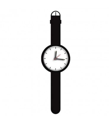 Reloj wall sticker 35x110 cm