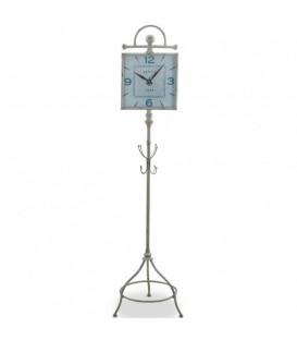 Reloj placa c/pie 170x40x40 cm
